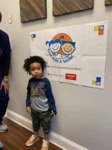GIVE KIDS A SMILE EVENT AT CUMMING DENTAL SMILES, CUMMING DENTIST OFFICE