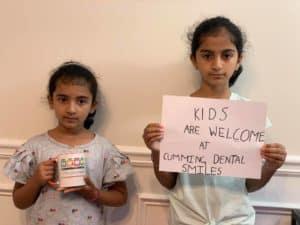 KIDS DENTIST IN CUMMING,GA